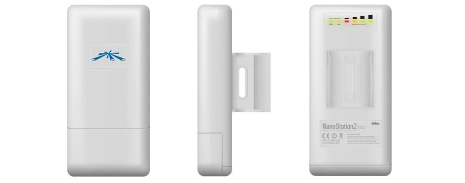 Wykorzystujemy urządzenia marki UBIQUITI